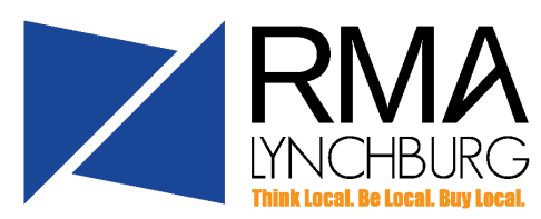 Retail Merchants Association of Lynchburg logo